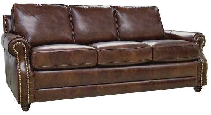 Stupendous Alcott Hill Halligan Leather Sofa Products In 2019 Frankydiablos Diy Chair Ideas Frankydiabloscom