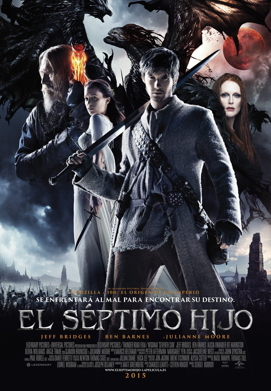 Cartel Español De El Séptimo Hijo El Septimo Hijo Peliculas Audio Latino Online Ver Películas