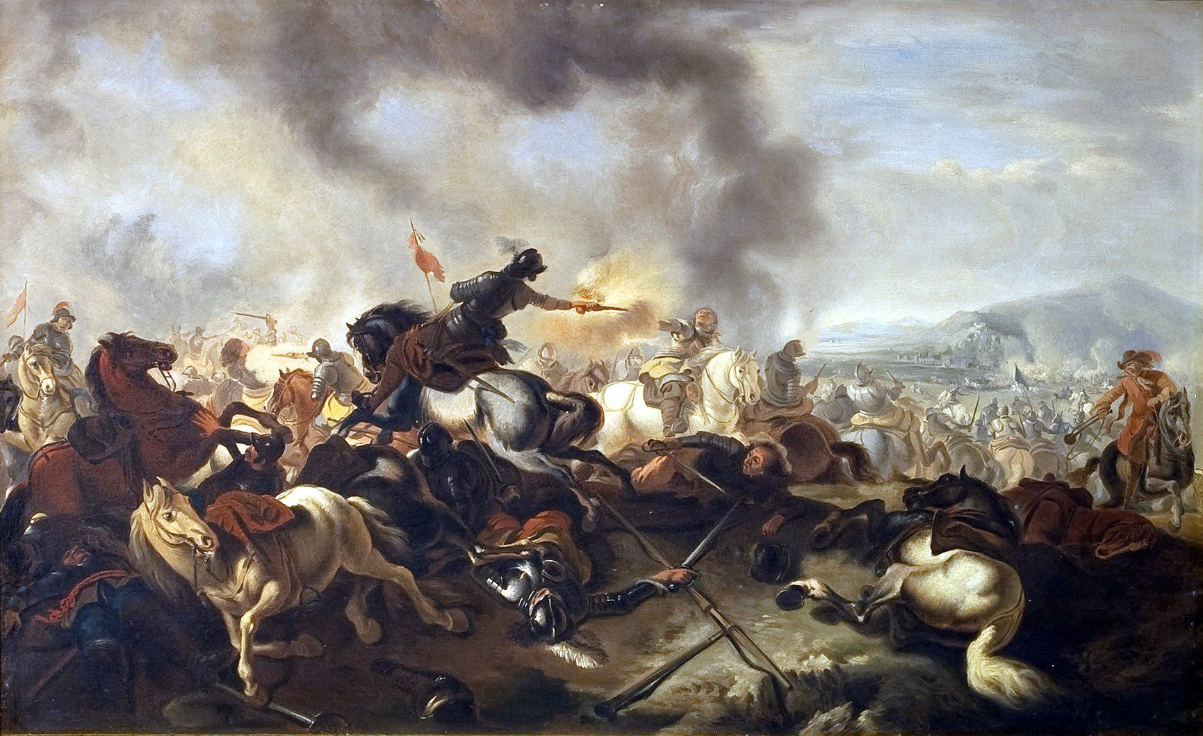 Battle During The Thirty Years War