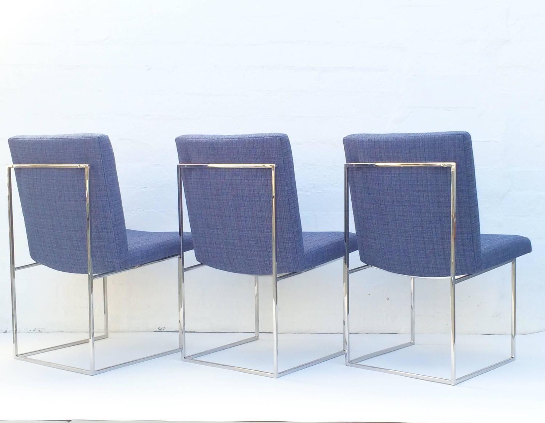 milo baughman furniture. Set Of Eight \ Milo Baughman Furniture A