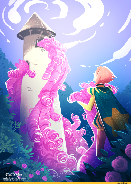 Steven Universe Fendomy Rose Quartz Su Personazhi Pearl Su