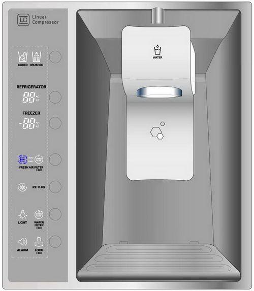 Best 25+ Lg Refrigerator Parts Ideas On Pinterest