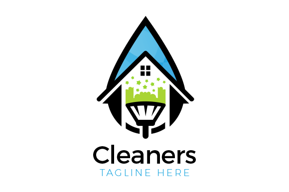 House Clean Logo Cleaning Logo Cleaners Logo Clean House