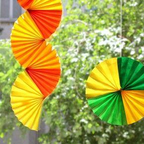Kindermasken für Fasching & Karneval basteln