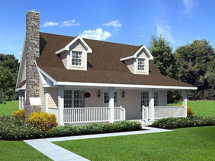 Small Country House House Plans Pinterest Small Country - Country house plans 2 story home