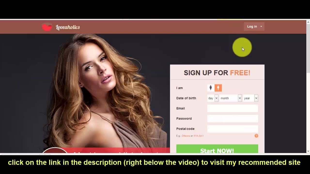 Affairhookups login
