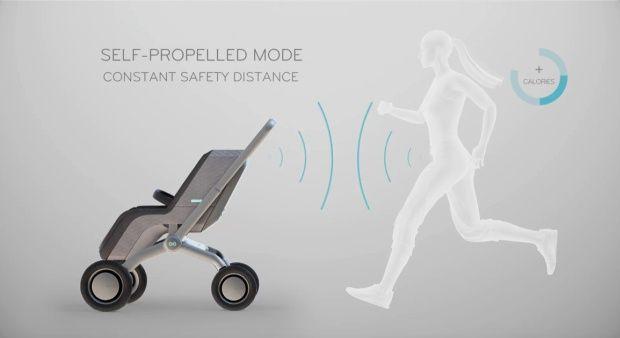 아이디어 상품 소개 5 유모차도 스마트가 대세 자율주행 Smartbe 유모차 소개 네이버 포스트 유모차 아이디어 제품 디자인