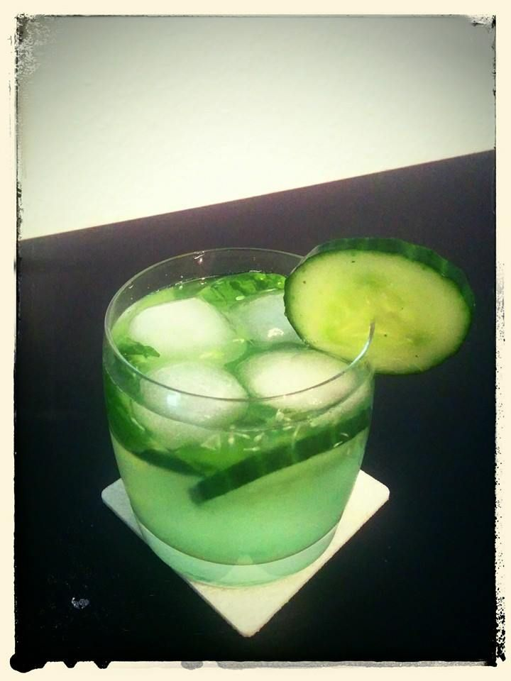 Basil / Cucumber / Frosted Mint / Tonic