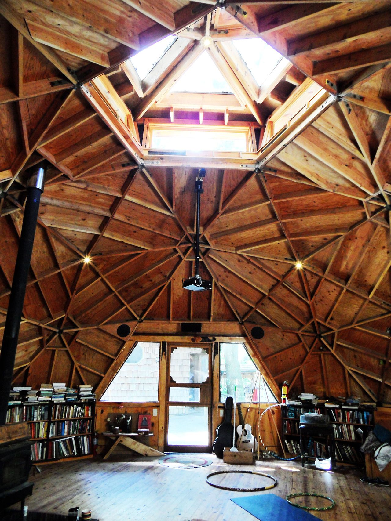 Dome Home Design Ideas: Geodesic & Homes