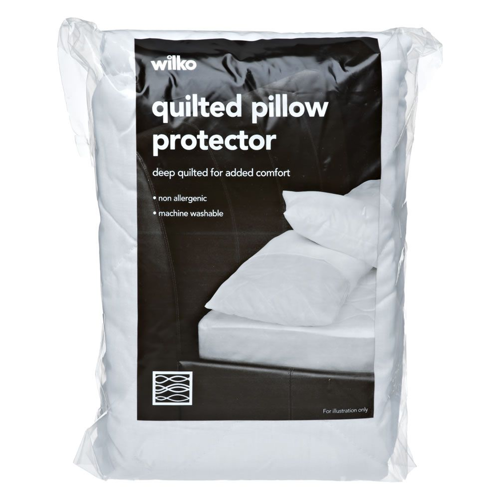 Non Quilted Pillow Protectors | Vision