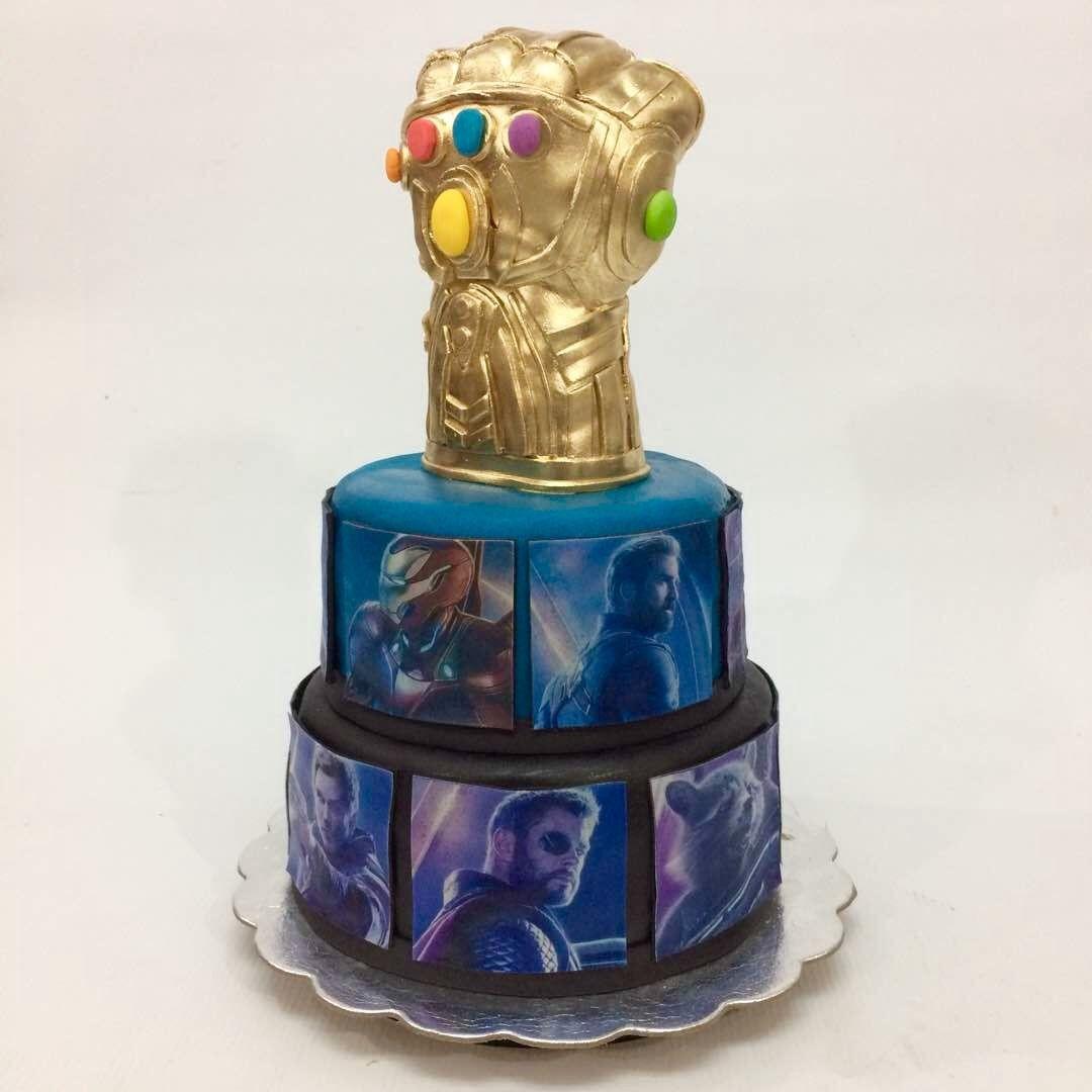 Los aguerridos Avengers están de nuevo en FondArt! Esta ...
