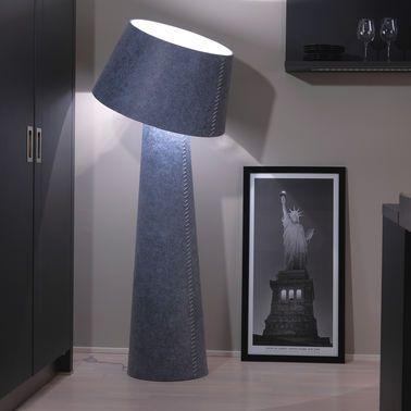 """Lampe mit WowEffekt """"Alice"""" beeindruckt mit einem grauen"""