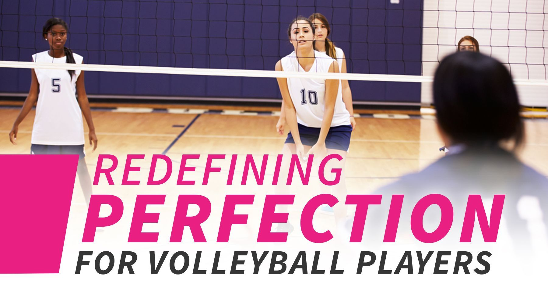 Andrea Becker Redefining Perfection For Volleyball Players The Art Of Coaching Volleyball Volleyball Players Coaching Volleyball Volleyball
