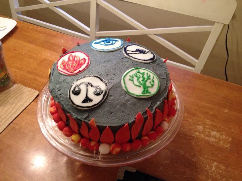 Divergent Birthday Cake Party Ideasholidays Pinterest