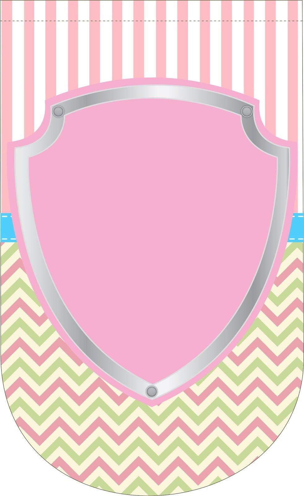 Paw Patrol For Girls Free Printable Kit Paw Patrol