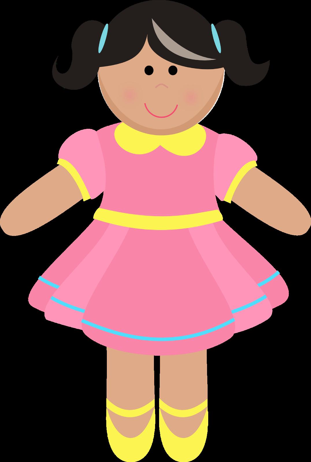 Montando a minha festa Imagens: Boneca de pano | Fun ideas | Pinterest