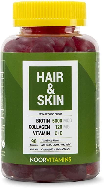 Hair, Skin & Nails Gummies