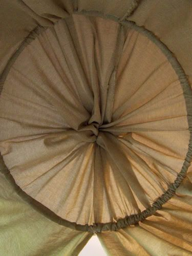 Hoolahoop Bed Canopy Aka Magic Linen Tent Make This Pinterest