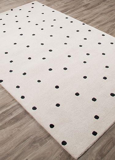 Kate Spade Dots Gkn20 Gramercy By Kate Spade New York Jaipur Rug Polka Dot Rug Kate Spade Bedroom Rugs