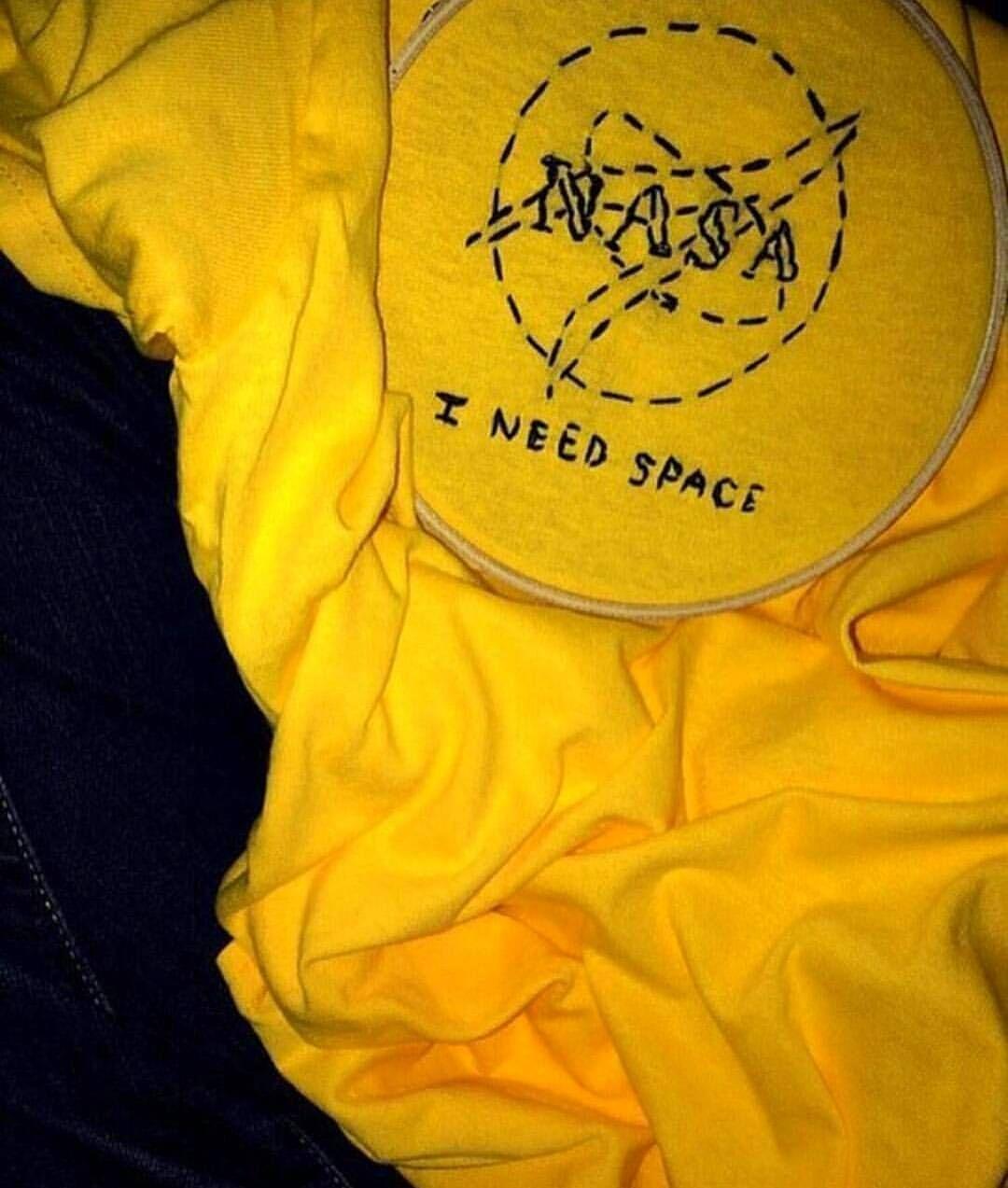 Aesthetic Instagram Logo Yellow