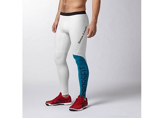 newest famous brand authentic quality Reebok Men's Reebok CrossFit CNTRL II Compression Tight ...