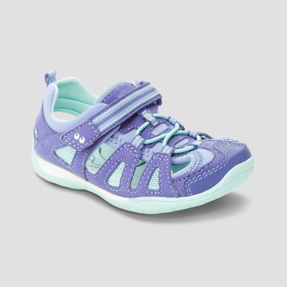 cd0493ecf Toddler Girls  Surprize by Stride Rite Hiking Sandals - Purple 12 ...