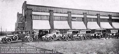 Rolls Royce plant | Springfield massachusetts, Springfield, Royce