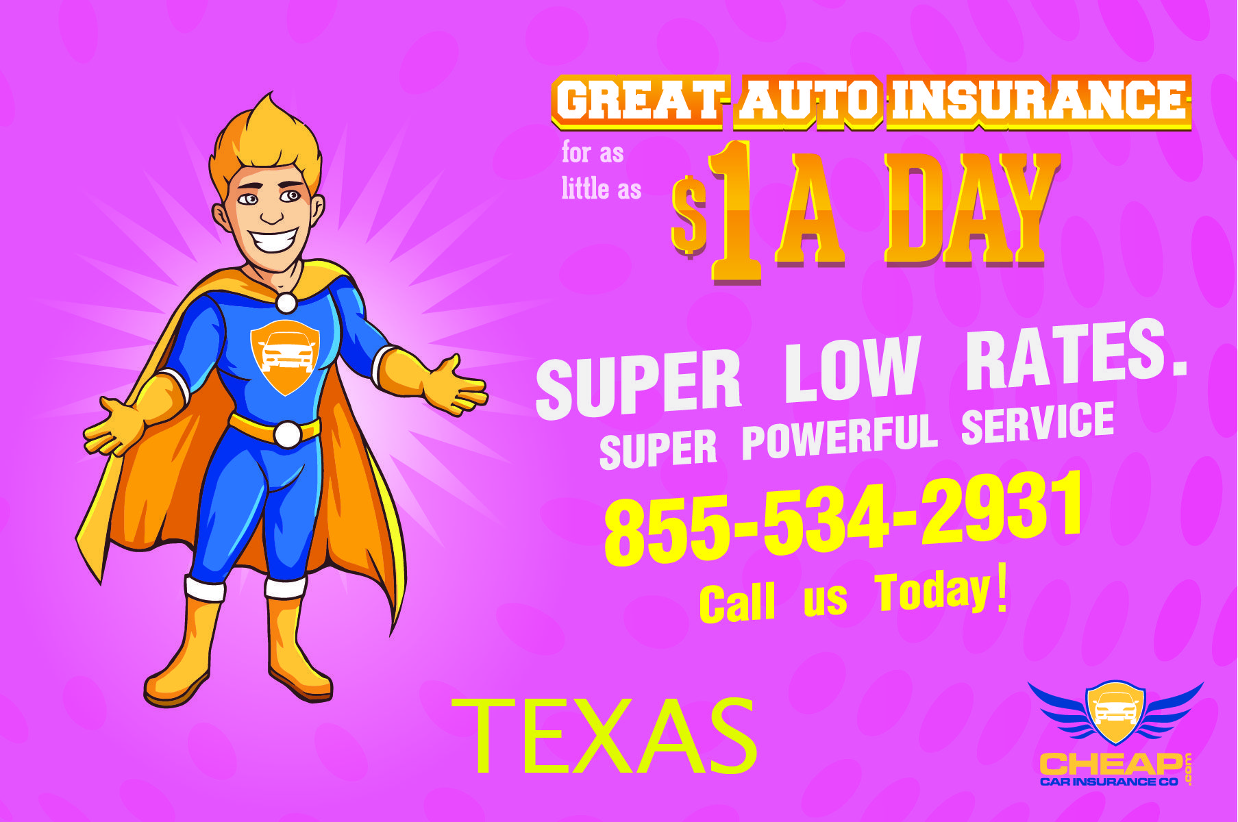 Affordable Auto Insurance Texas . We offer up to 40