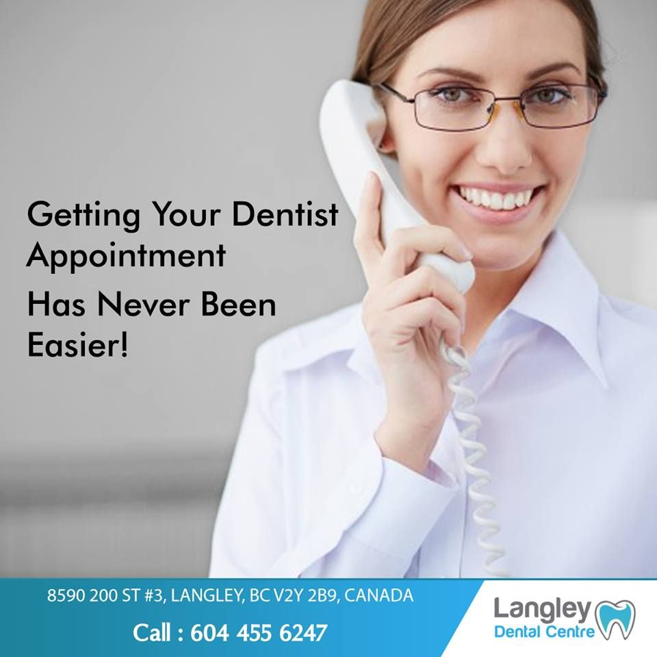 Dentist Appointment in Langley BC | Dental emergency ...