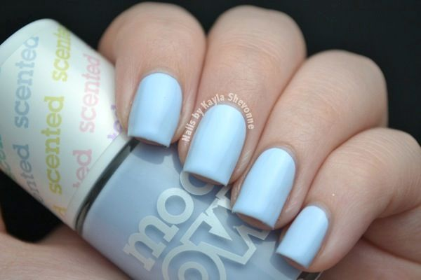 Models Own Blueberry Muffin Gel Nail Kit Nails Nail Kit