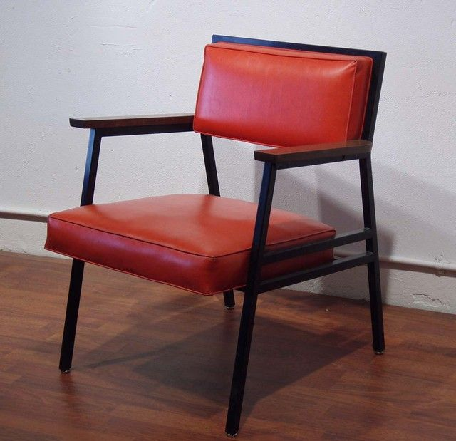 You Could Own Your Very Own Mid Century Modern Steelcase Style Arm Chair  (and