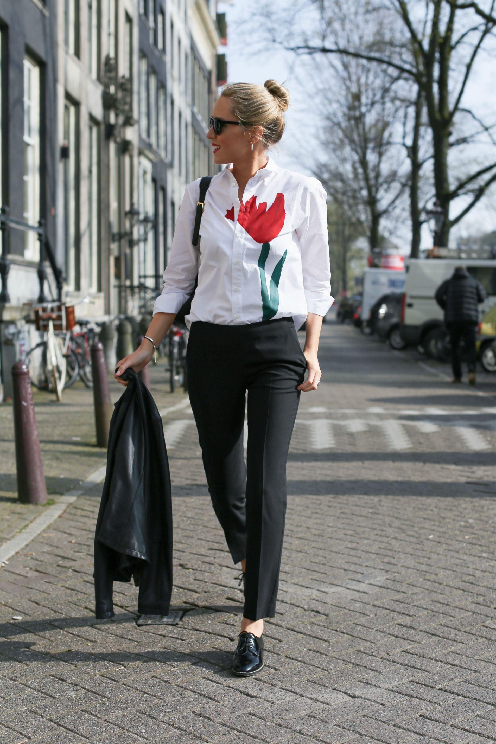 Amsterdam Travel Memo Dutch Tulipmemorandum Formerly The Classy