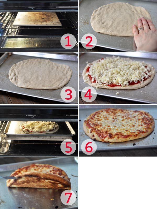 Bake Perfect Homemade Pizza With Or Without A Baking Stone