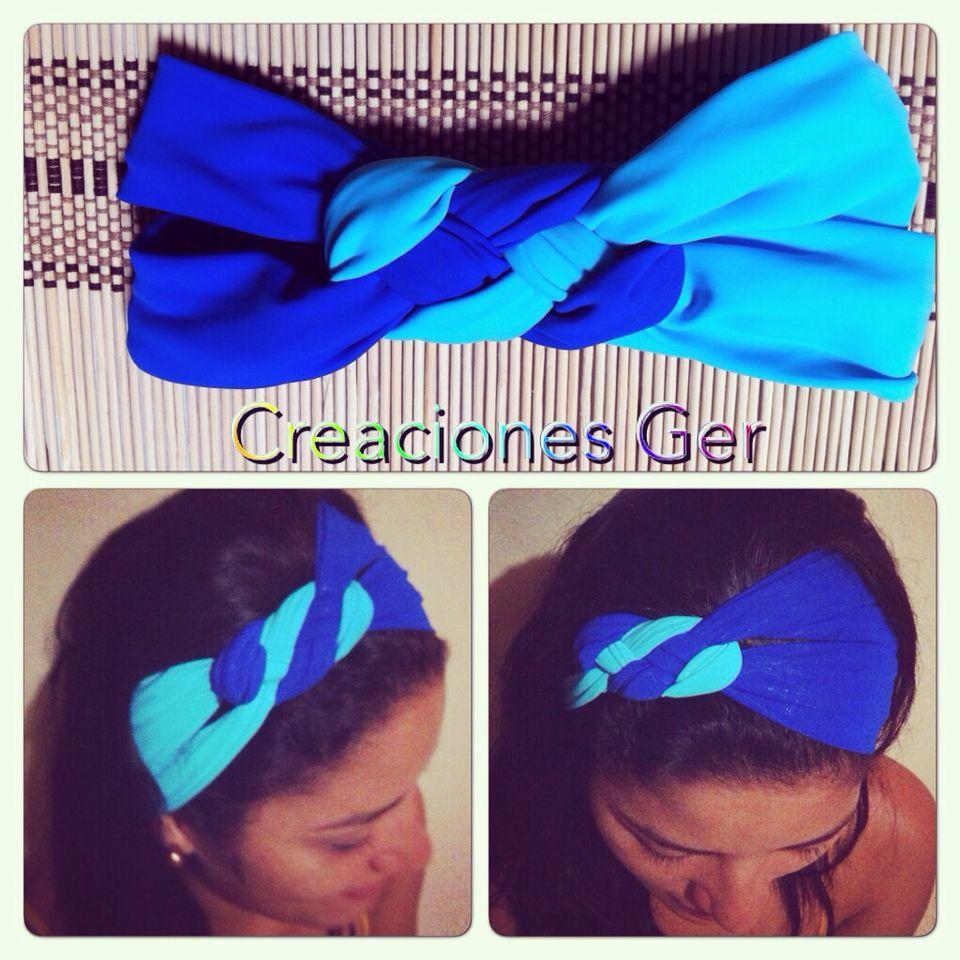 Lindo Turbante Trenzado Headbands Bandana Fashion