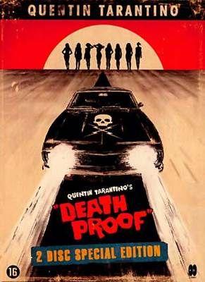 Death proof - Quentin Tarantino, Kurt Russell, Rosario Dawson, Vanessa Ferlito, Jordan Ladd, Rose McGowan, Sidney Poitier