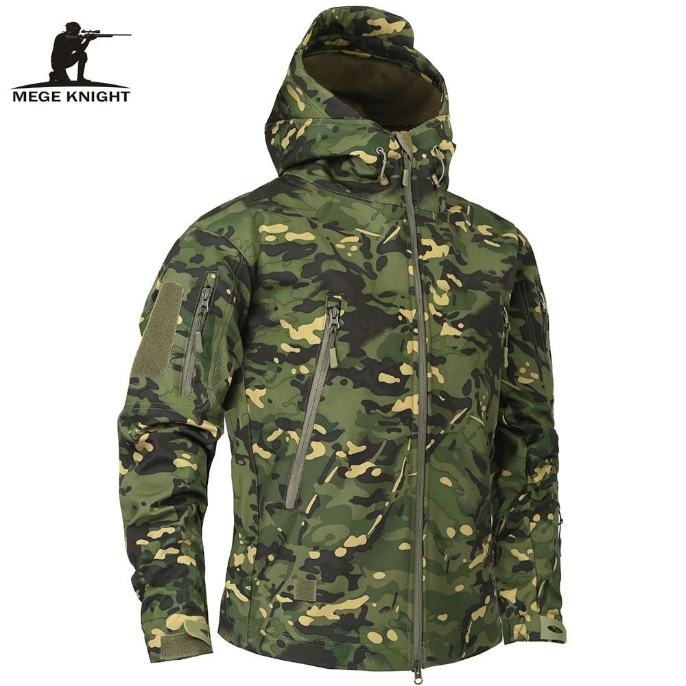 Mens Military Camouflage Jacket Price 3500  FREE Shipping