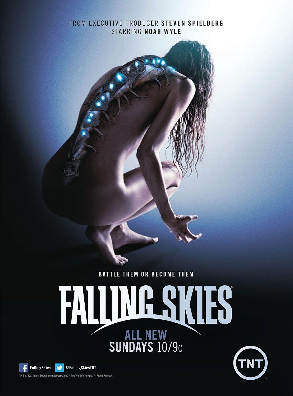 FallingSkies (TNT) season 3 poster Film fantascienza