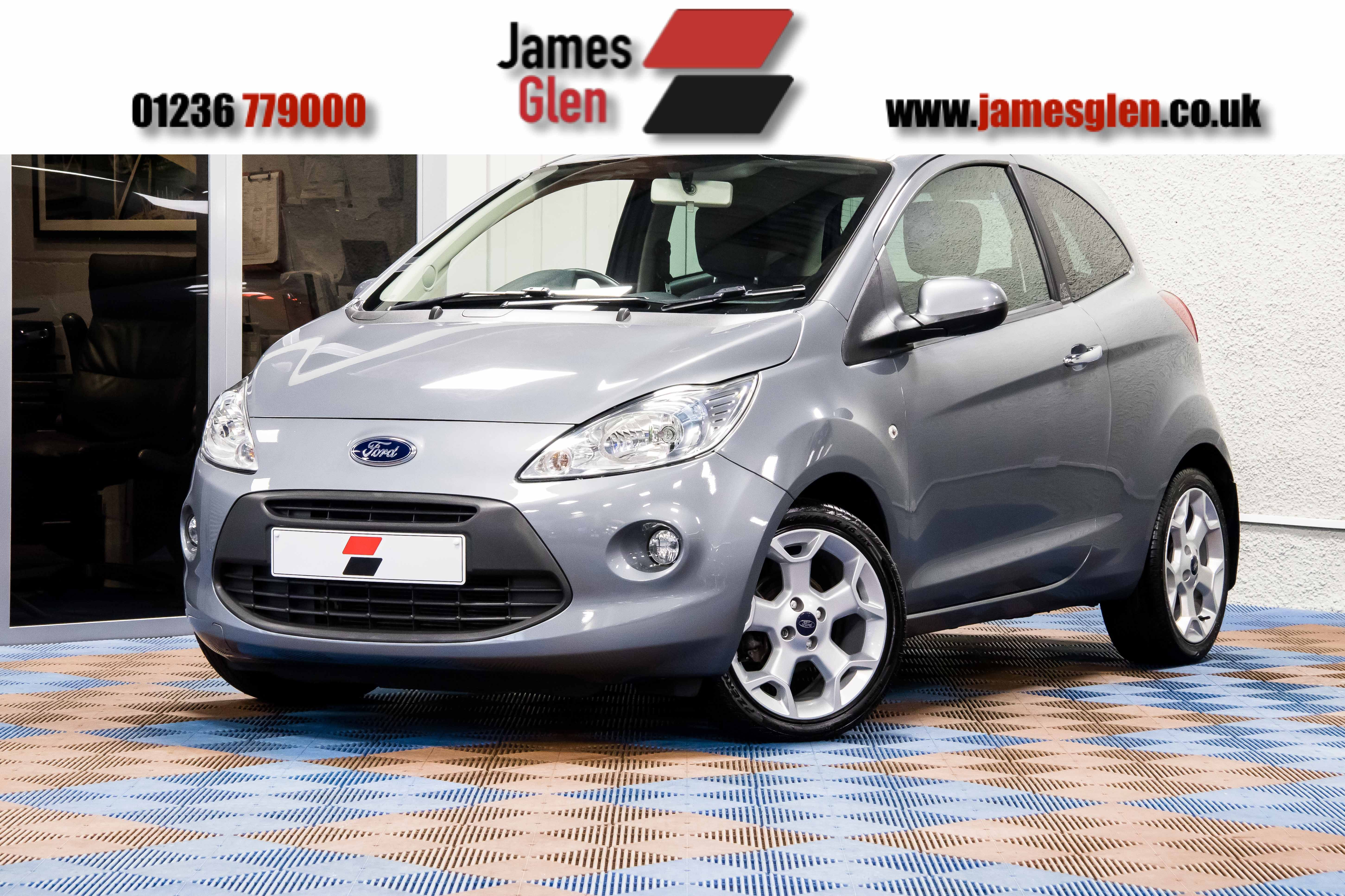 2012 Ford Ka Titanium 29000miles Cars For Sale Used Ford