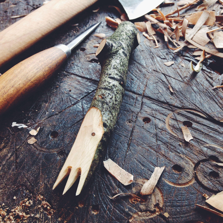 Bushcraft Survival Skills: Wood Carving Favorites