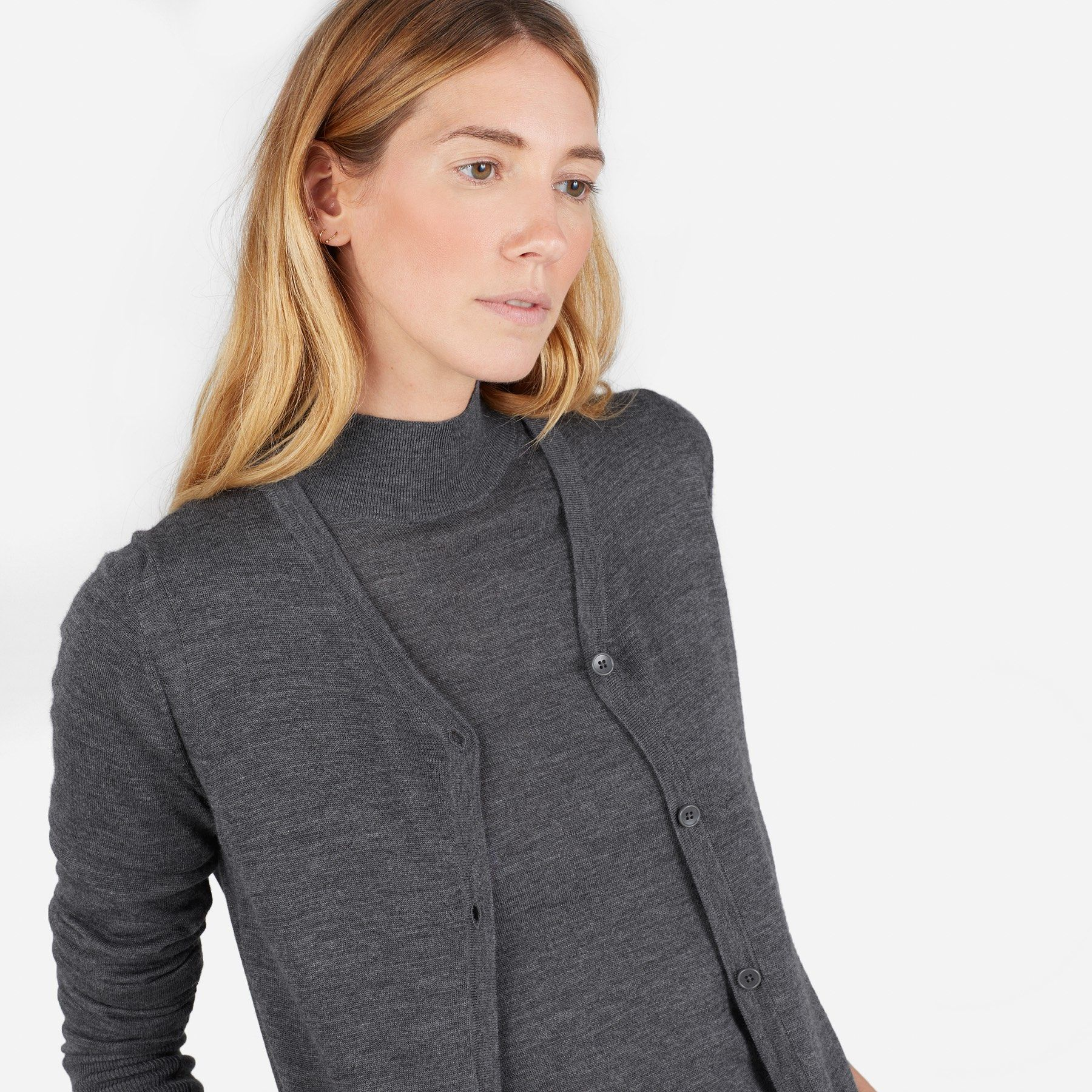 The Luxe Wool Cardigan | Wool, Cardigans and Sleeve