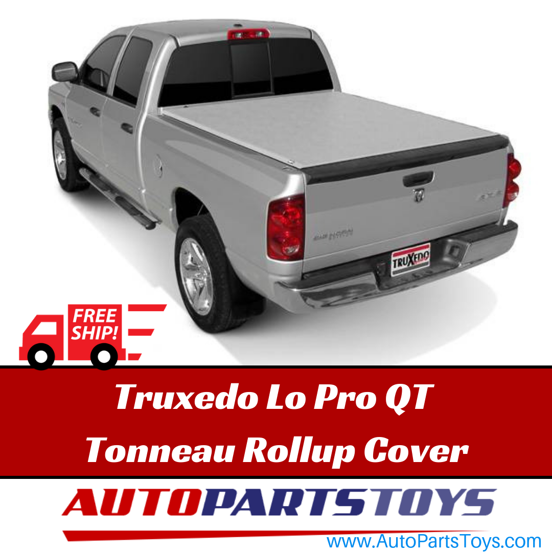 The Lo Pro QT Rollup Tonneau Cover mounts on the inside of