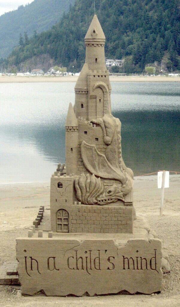 ... Sandcastle ...