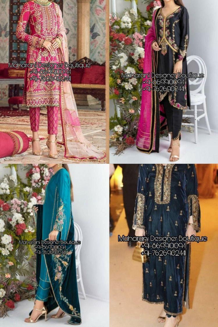 Designer Punjabi Suits Boutique | Maharani Designer Boutique