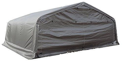 Carports Heavy Duty 20 X 22 X 10 Double Carport Garage Canopy Tent Click On The Image For Additional Details T Double Carport Garage Canopies Canopy Tent