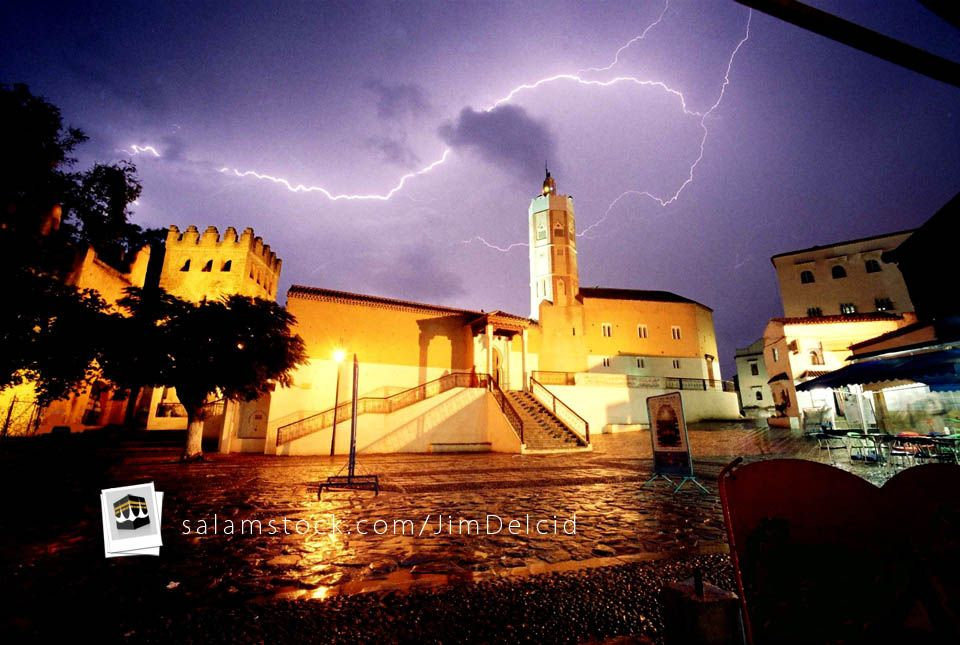 Proposal Essay Topic The Perfect Mosque Storm  A Mosque In Chefchaouen Morocco Is Light Almost  Ablaze By Lightening Overhead Essay For High School Application Examples also Essay About Good Health The Perfect Mosque Storm  A Mosque In Chefchaouen Morocco Is Light  English Composition Essay