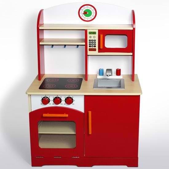 Kinderküche Spielküche Aus Holz Kinderspielküche