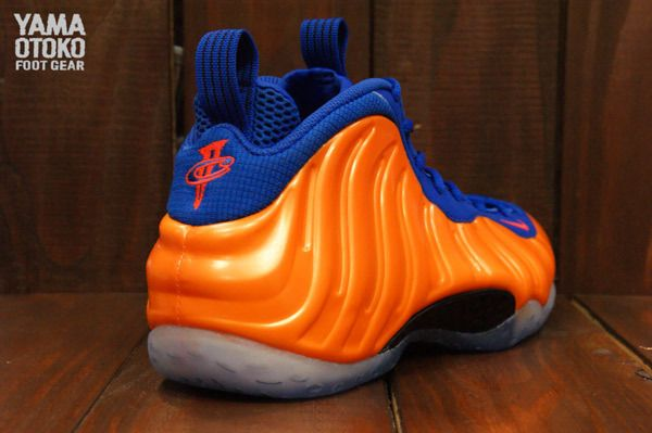 """best service 088a1 63eea Nike Air Foamposite One """"Knicks"""" New Images, Release Date ..."""