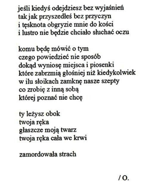 Pin By Agata On Wiersze Cool Words Poetry Quotes Quotes