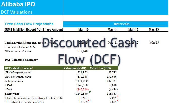 Discounted Cash Flow Analysis Cash Flow Analysis Flow