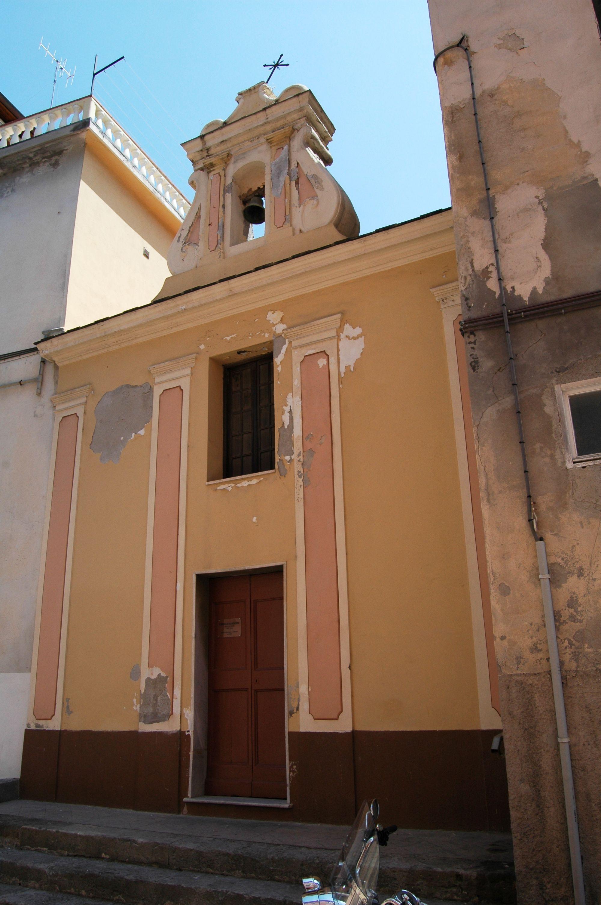 Ventimiglia (IM), Cappella di S. Giuseppe